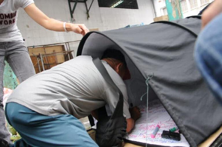 Hings Lim, Shelter 1.0, 2012